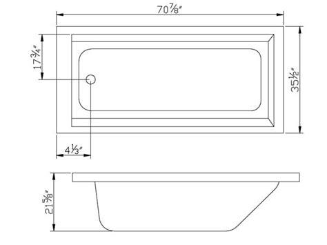 whirlpool bathtub dimensions bruno whirlpool tub