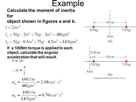 how to find moment of inertia of i section chapter 8 rotational motion ppt video online download