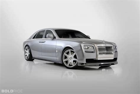 Rolls Royce 2012 2012 Rolls Royce Ghost Image 3
