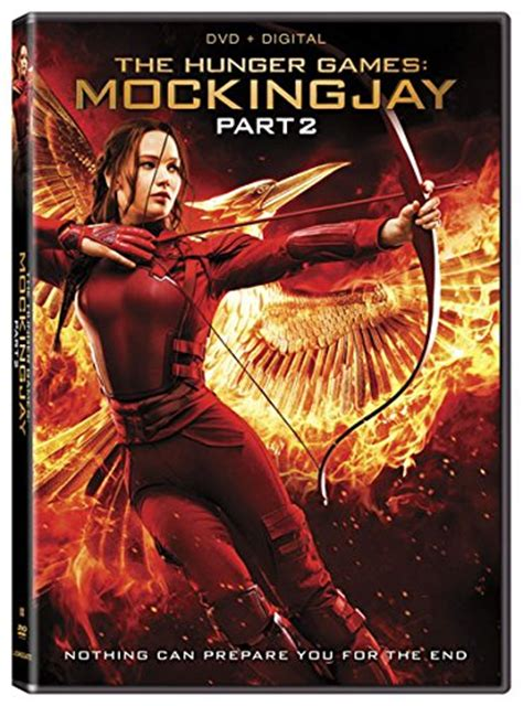 mockingjay series 3 the hunger mockingjay part 2 dvd cover 2015
