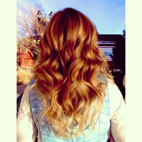 does hair look like ombre when highlights growing out ombre by growing hair out 17 best images about red hair on