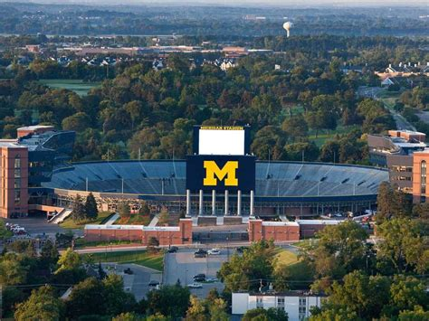 Of Michigan Arbor Mba Tuition by Best Colleges In America Business Insider