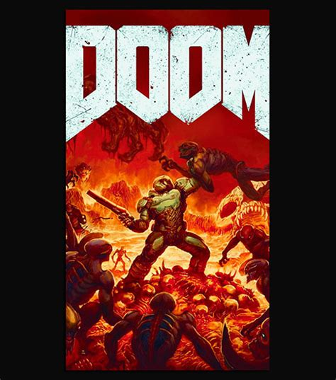 Doom HD Wallpaper For Your iPhone 6