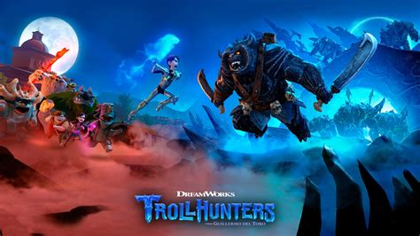 wallpaper background hd 2017 trollhunters tv series 2017 wallpapers hd wallpapers