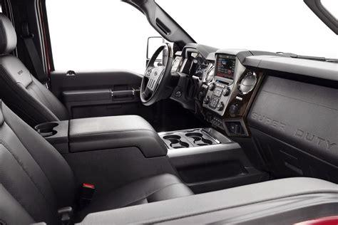ford unwraps   series super duty   plush platinum model costing