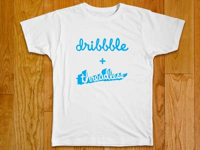 Kaos Tshirt Why Not join the dribbble threadless t shirt playoff by