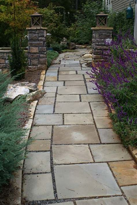 Dry Laid Patio Walkway Ideas 2