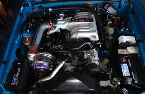 20k paxton supercharged 1993 ford mustang cobra