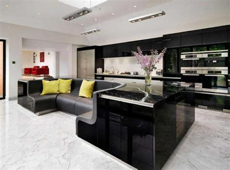 esszimmer modern luxus 100 unikale ideen f 252 r sitzecke in der k 252 che archzine net