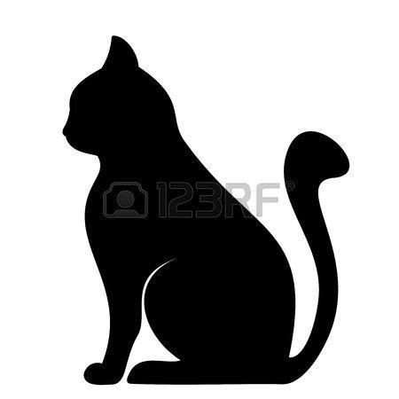clipart gatti oltre 25 fantastiche idee su tatuaggi di gatto nero su