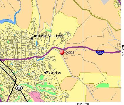 zip code map union city ca 94552 zip code castro valley california profile homes