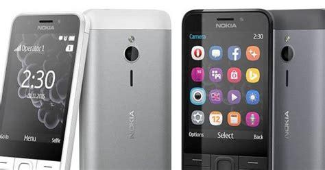Hp Nokia Kamera Depan Belakang microsoft luncurkan nokia 230 dan 230 dual untuk pecinta selfie dengan 2 mp plush flash pada