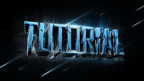 tutorial logo cinema 4d cinema 4d tutorial intro erstellen f 252 r anf 228 nger