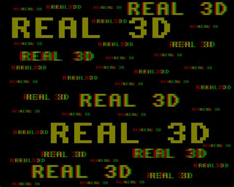 Pictures For Real 3d Glasses