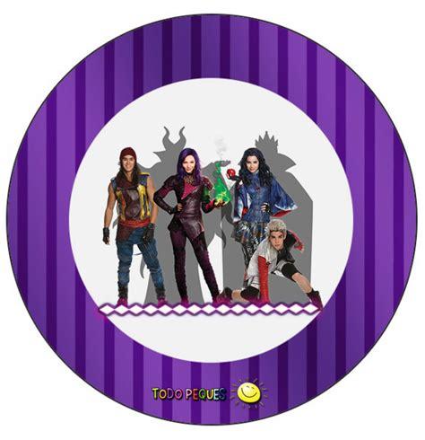 imagenes mal pensadas gratis descendientes etiquetas stickers marcos para fotos