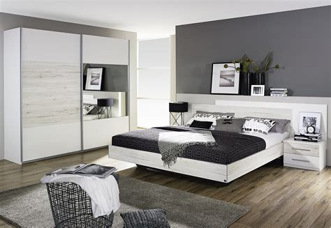 but chambre adulte chambre adulte contemporaine ch 234 ne clair blanc galva