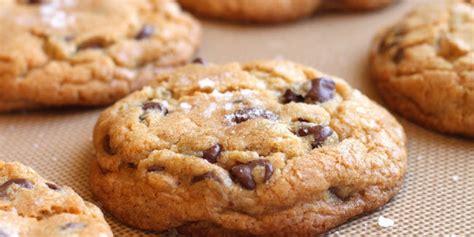Kue Kering Choco Chip Cokelat Chip resep cara membuat kue kering choco chips lebaran resep