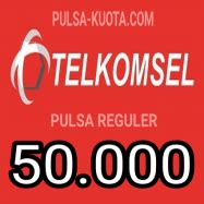 Pulsa Telkomsel 20 000 pulsa telkomsel as loop simpati