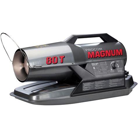 procom 80 000 btu portable kerosene heater pck80t the