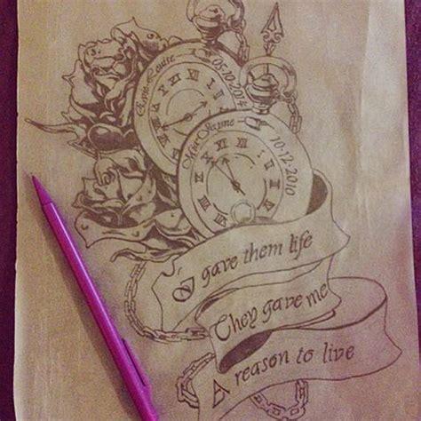 tattoo your name on me so i know it s real lyrics m 225 s de 1000 ideas sobre tatuajes reloj de bolsillo en