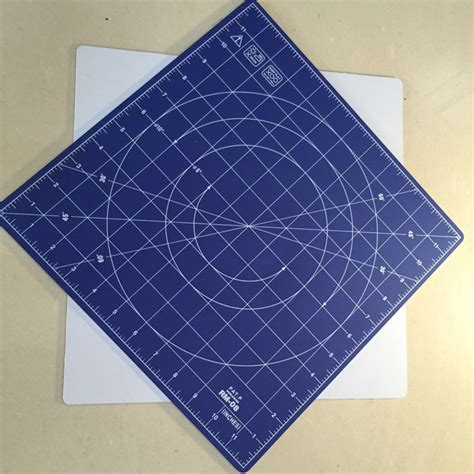 Rotary Cutting Mats For Quilting by Spinning Rotary Cutting Mat