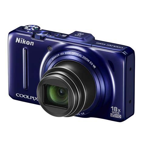 blues mp nikon coolpix s9300 3d digital camera blue 16 megapixel mp