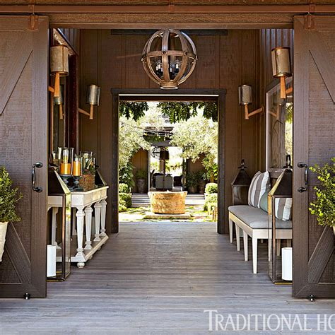 easy living   stylish california home traditional home