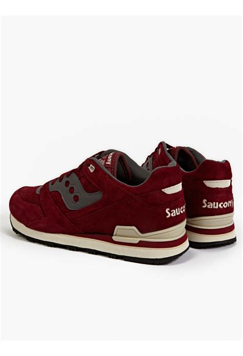 saucony sneakers mens saucony s courageous sneakers in for lyst