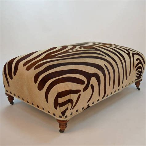 zebra chair and ottoman zebra chairs and ottoman center table and photos