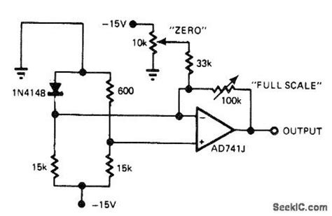 diode temperature sensor wiki 0 10o with 1 176 accuracy basic circuit circuit diagram seekic