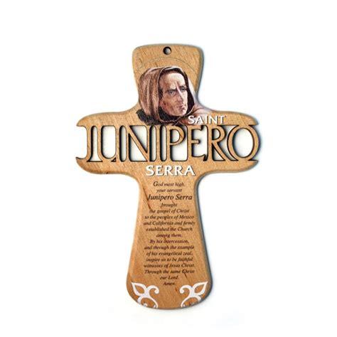 woodworking catalog request wood cross st junipero serra 6 quot san francis