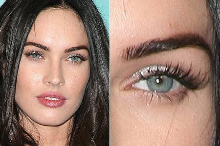 celebrities with tattooed eyebrows the world s catalog of ideas