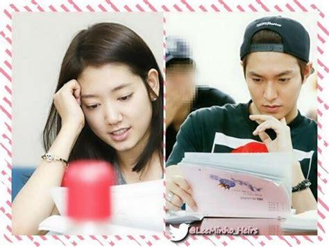 movie lee min ho and park shin hye park shin hye images lee min ho and park shin hye the