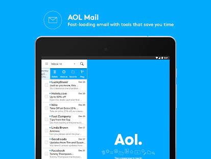 aol app for android aol news mail android apps on play