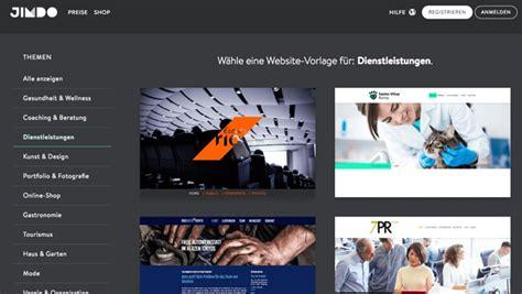 Jimdo Design Vorlagen ändern jimdo vs welches system ist besser