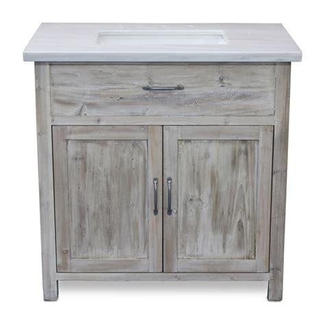 Antique Bathroom Decorating Ideas by Vanity Wood Antique Bathroom Vanity With Square Sink