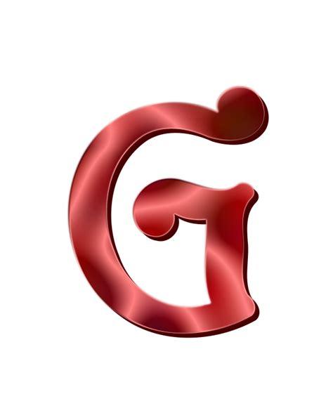 Letter Image Clipart Alphabet 12 Letter G