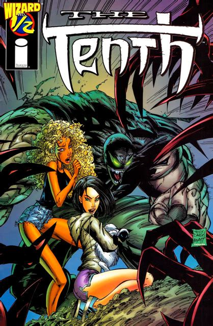 The Tenth the tenth volume comic vine