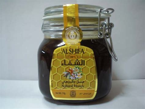 Madu Arab Al Shifa Impor Dari Arab Saudi al fath herbal madu arab al shifa 1 kg