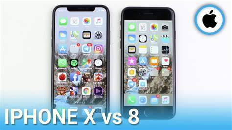 h iphone 8 iphone x vs iphone 8 confronto in italiano