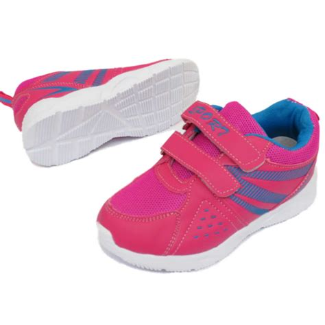 Pink Navy Sportcasual Size S 1 childrens pink casual sports trainers shoes plimsoll pumps sizes 12 3 ebay