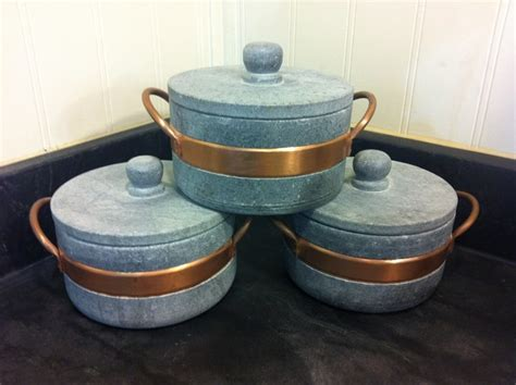 Soapstone Pot - soapstone cookware cookware san diego by soapstone werks