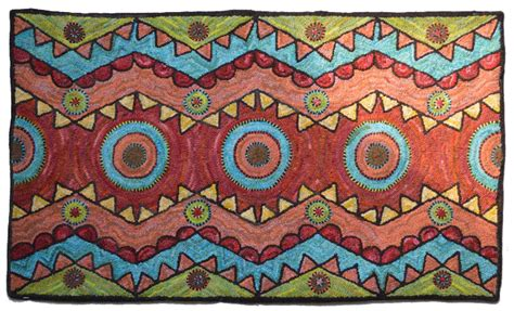 Hooked Rug Kits Rug Hooking Kits For