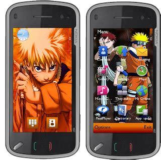 Themes Naruto E71 | naruto theme for nokia symbian s60v5 5800 5230 5228 5235