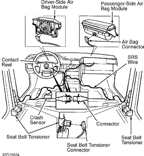 airbag deployment 2008 volvo s60 on board diagnostic system volvo 960 airbag service manual
