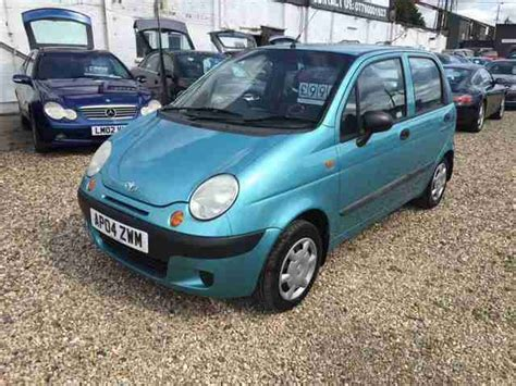 Daewoo Matiz Daewoo Matiz 1 0 Xtra Cool Car For Sale