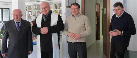 ufficio collocamento merate merate don luigi benedice il centro impiego e i