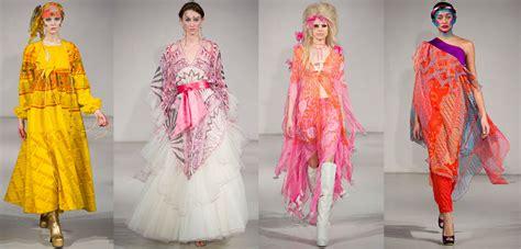 dress design university zandra rhodes art and design