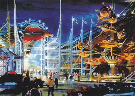 Euro Disney Gift Card - disneyland paris pre opening art cards disney postcards