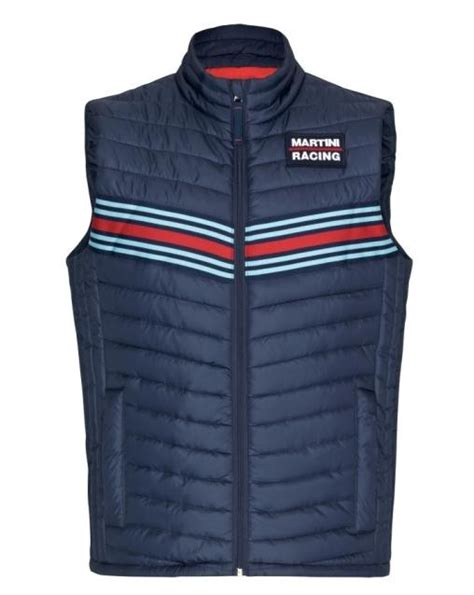 Porsche Kleidung by Martini Racing Vest